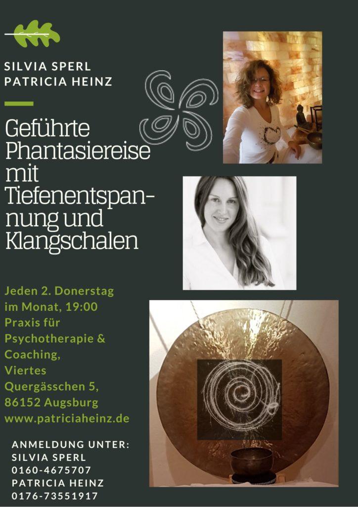 Tiefenentspannung und Klangschalen Augsburg